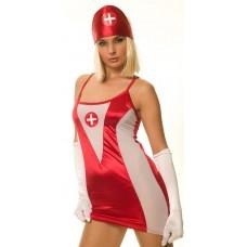 Bayan Fantazi Hemşire Kostüm