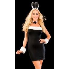 Bayan Fantazi Tavşan Kostüm