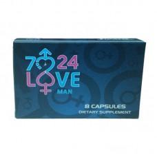 7/24 Love Man 8 Kapsül