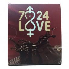 7/24 Love Sıvı Çikolatası ( UNİSEX )