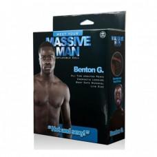 Massive Man Erkek Şişme Bebek - Benton G