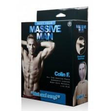 Massive Man Erkek Şişme Bebek - Colin F