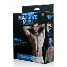 Massive Man Erkek Şişme Bebek - Mike L