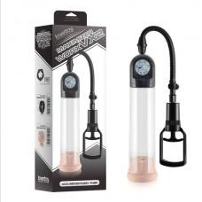 Maxımızer worx vx2 hava Geçirmez Silikonlu Baremli Penis Pompası