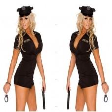 Sexi Polis Kostümü
