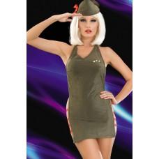 Fantezi Asker Kostüm